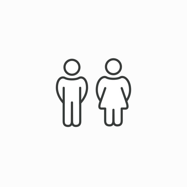 Best Unisex Illustrations, Royalty-Free Vector Graphics -2079