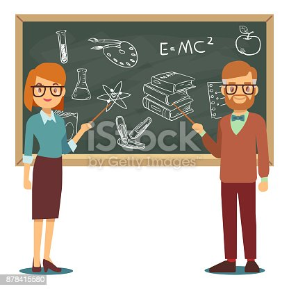 Black and white teacher working on a blackboard | Clip art, Free clipart  images, Black and white