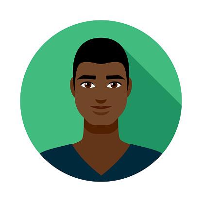 Male Avatar Icon