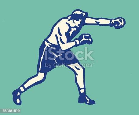 istock Male Boxer 532581529