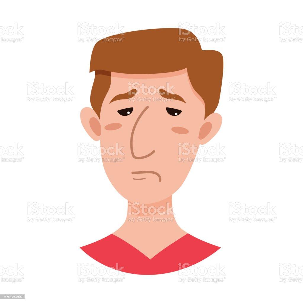 male emoji cartoon character stock vector art 679280890 istock