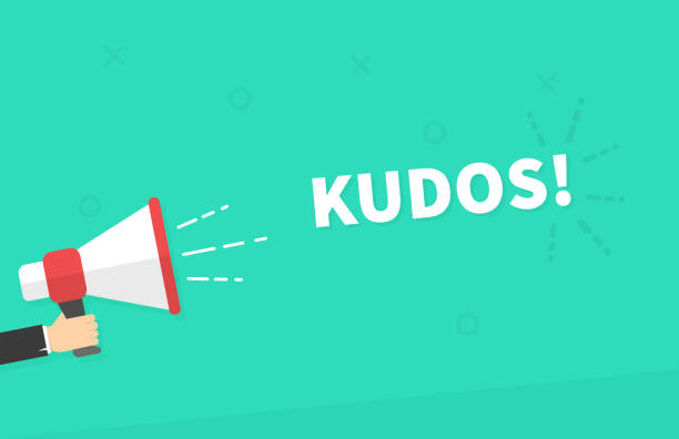 Best Kudos Illustrations, Royalty-Free Vector Graphics ...