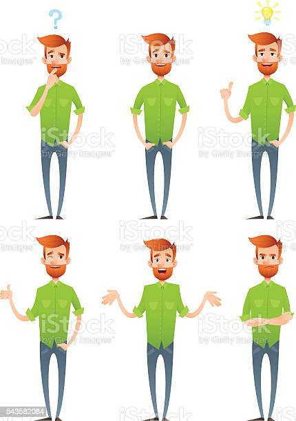 Male hipster characters set with facial emotions vector id543582084?b=1&k=6&m=543582084&s=612x612&h=hoxvjhwt3kg whmnivkeexrkfr2thcmvy1xmccgz08o=