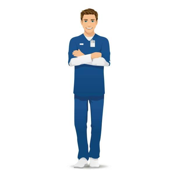 illustrations, cliparts, dessins animés et icônes de infirmier - infirmier