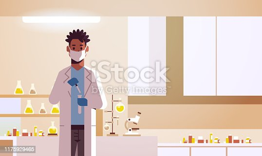 istock male scientific researcher holding test tube man in uniform working with flask scientist making experiment chemical research science concept modern laboratory interior horizontal portrait 1175929465