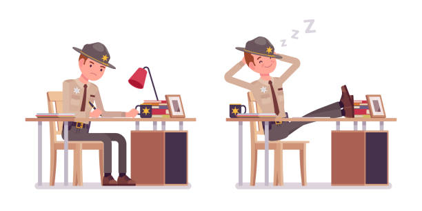 Royalty Free Lazy Boy Chair Clip Art Vector Images