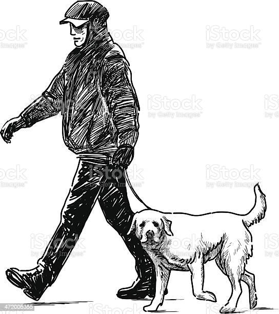 Man and dog vector id472005355?b=1&k=6&m=472005355&s=612x612&h=eimyxeznbcqql1qzsp mzpefsi7s1cp1 zhnrr6dsps=