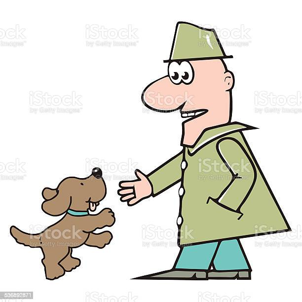 Man and dog vector id536892871?b=1&k=6&m=536892871&s=612x612&h=cyl14yj1hq652gdc6qhc9 m9go5rqyfbmftqbejyzjo=