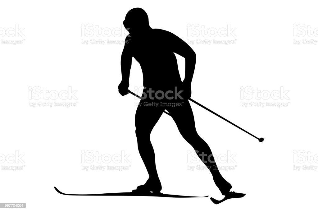 国際スキー連盟 イラスト素材 - ...