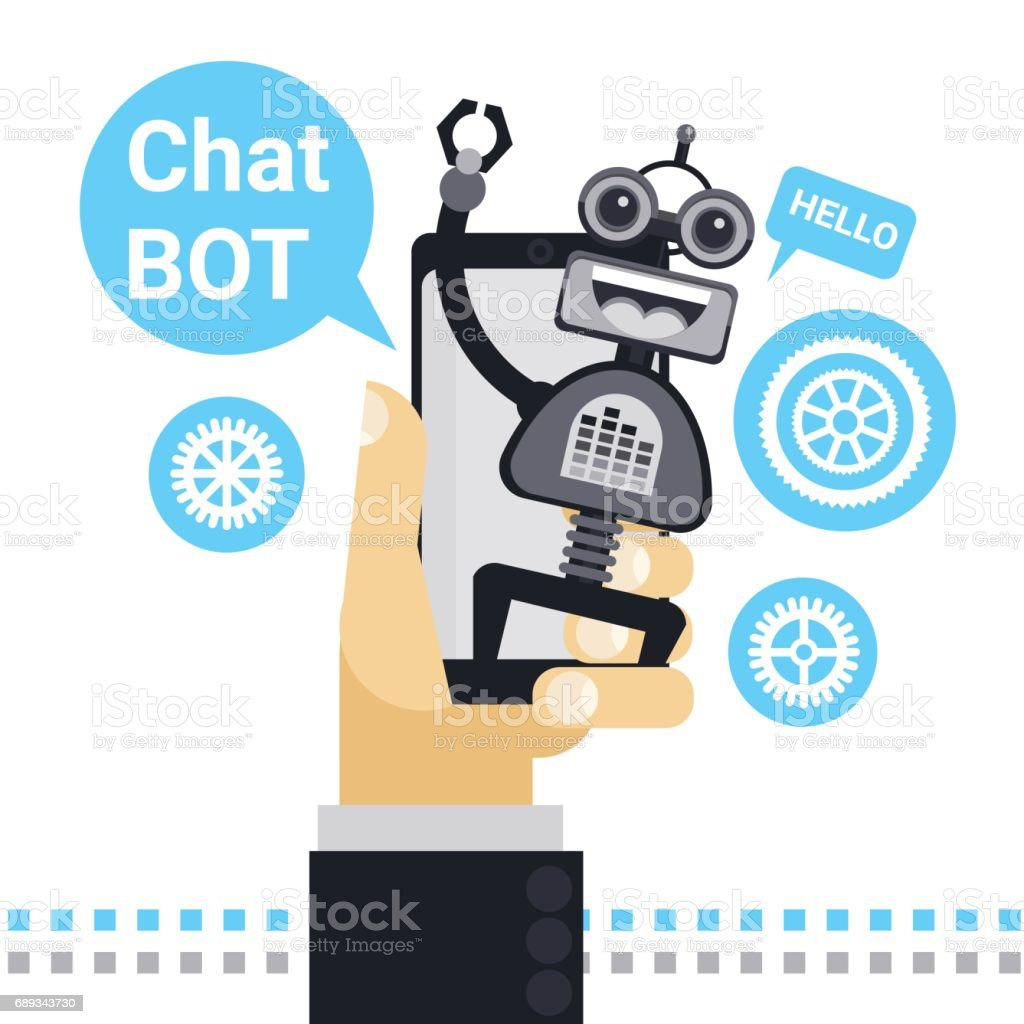 Adult chat online robot