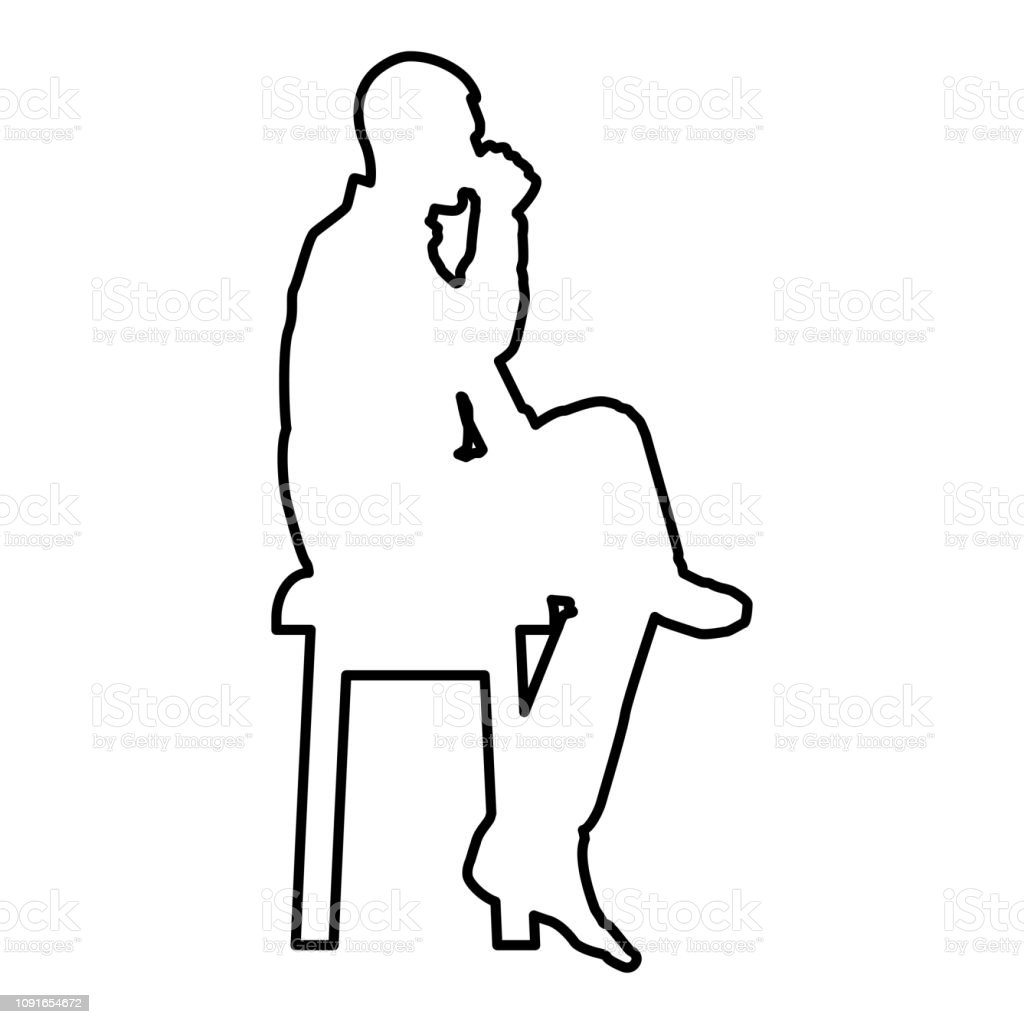 Super Man Drinking From Mug Sitting On Stool With Crossed Leg Forskolin Free Trial Chair Design Images Forskolin Free Trialorg