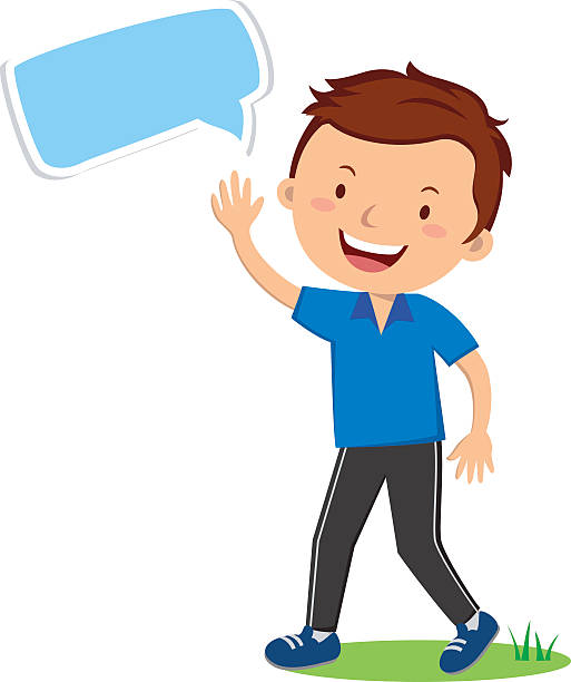 Waving Hello Illustrations, Royalty-Free Vector Graphics ...  Wave Hello Clipart