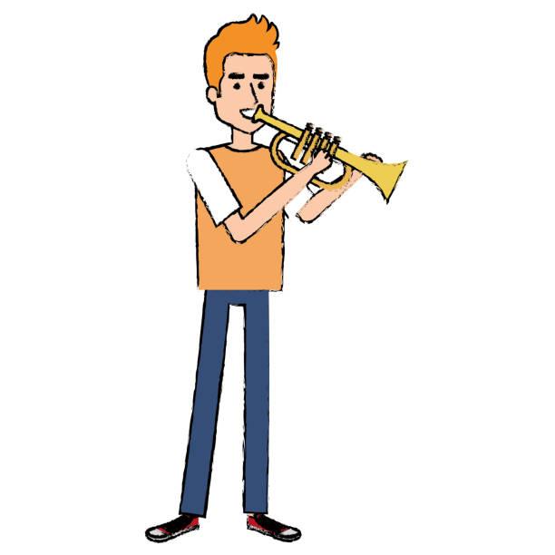 ilustraciones, imágenes clip art, dibujos animados e iconos de stock de carácter de triunfo jugando de hombre - trump
