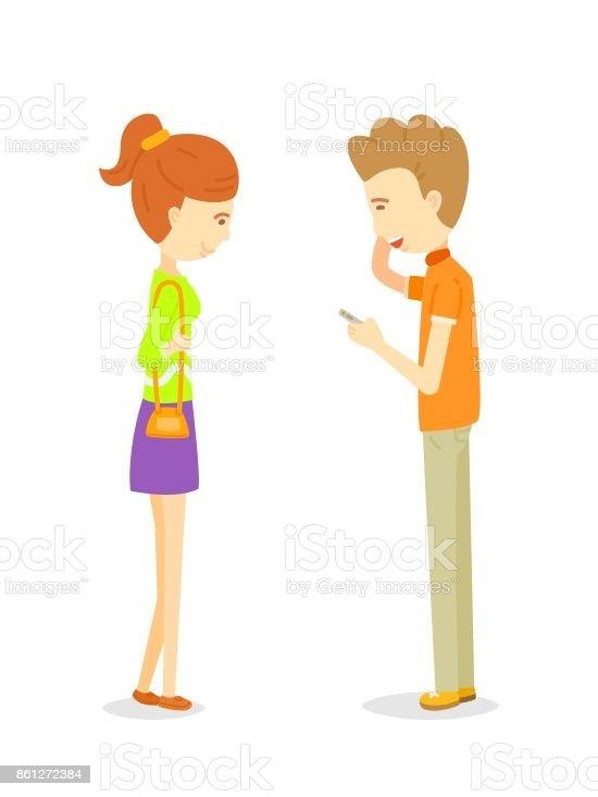 Flirten macht glücklich