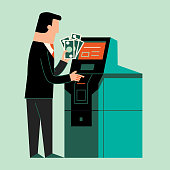 istock ATM Man 1198546529