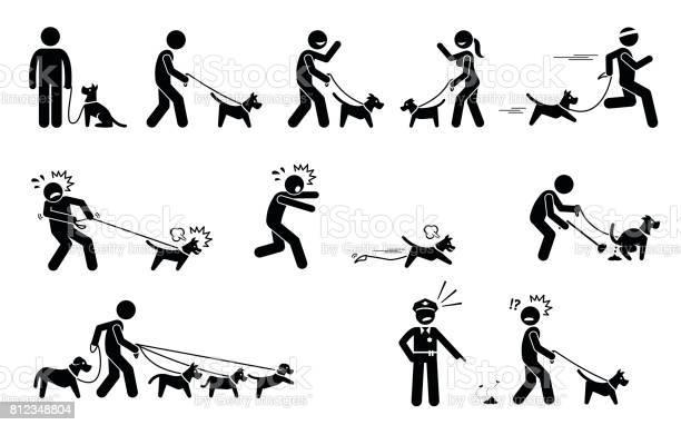 Man walking dog vector id812348804?b=1&k=6&m=812348804&s=612x612&h=u9iyf2vd6ciy6ojxyrs8pjzpswoamoezsrrxmnnl bg=
