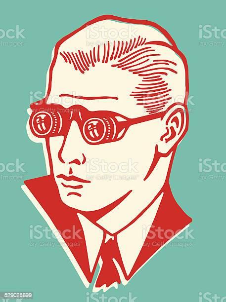 Man wearing binocular eyeglasses vector id529028699?b=1&k=6&m=529028699&s=612x612&h=eqebz5a5pqb4hxnu5zpbyuqk0kvfu5sxvcyaehclql0=