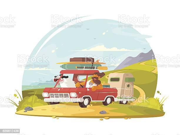 Man with dog go on vacation vector id639812436?b=1&k=6&m=639812436&s=612x612&h=7z9pmxm2jnebs44ui0oi6q0mh5k5u2ezj dfhcicmjy=