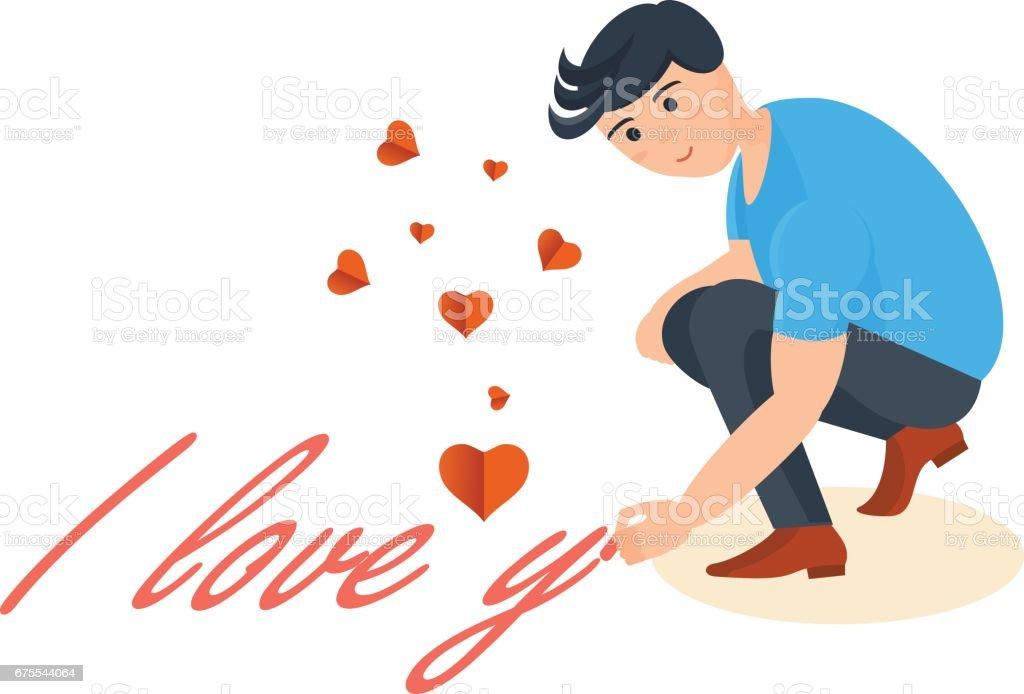 Liebeserklärung an den mann