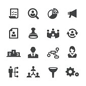 Management Icons - Acme Series