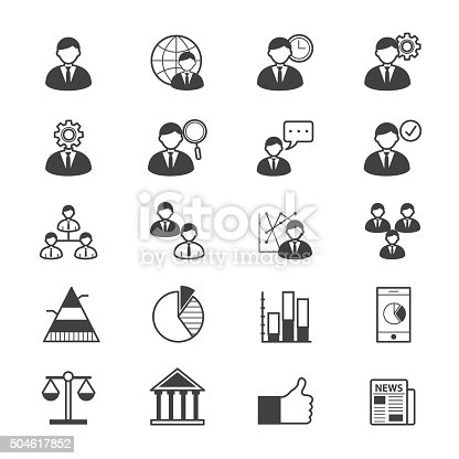 This is icons set vector illustrations.
