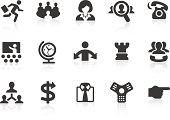 Management icons