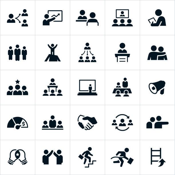 management アイコン - 教授点のイラスト素材/クリップアート素材/マンガ素材/アイコン素材