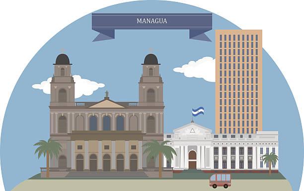 managua hotel, nicaragua - managua stock-grafiken, -clipart, -cartoons und -symbole