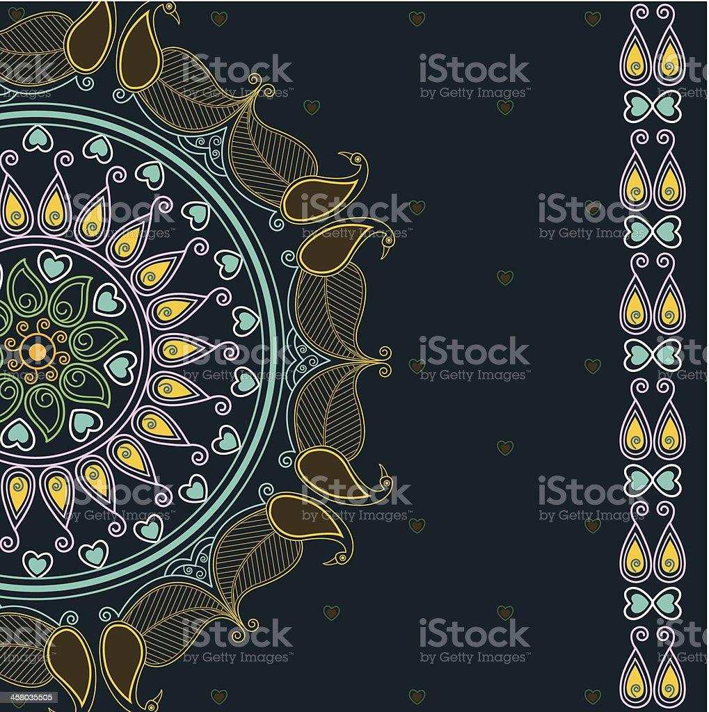Mandala Abstract Design