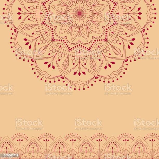 Mandala and seamless endless border red rose orange colors vector vector id1200363719?b=1&k=6&m=1200363719&s=612x612&h=w5nfnzxope96 fazptlinwof dij gidh83e4khgl9a=