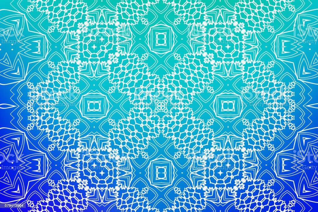 Mandala Design Vector Art