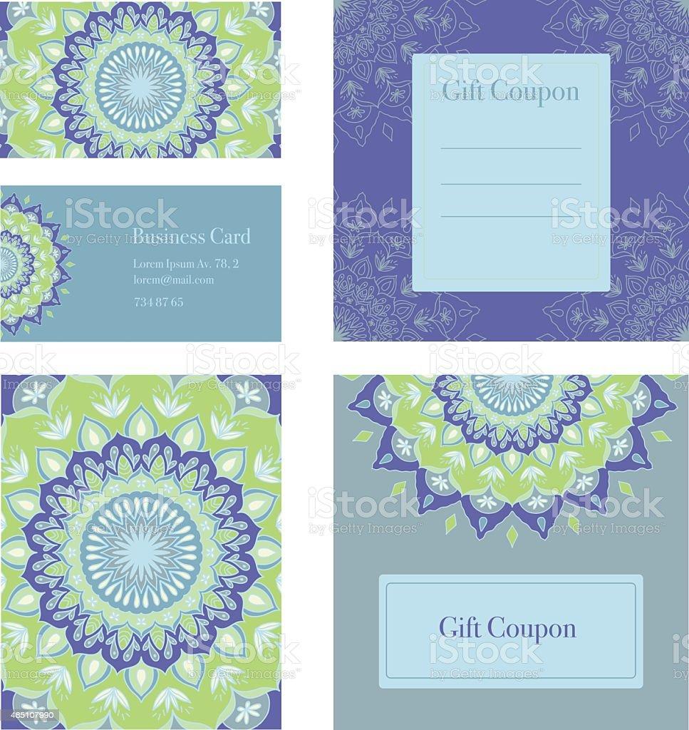 Cartes De Visite Invitation Coupon