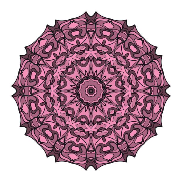 マンダラの要素。ベクトルの図。グリーティング カード、招待状、タトゥーのデザイン。 - アジアのタトゥー点のイラスト素材/クリップアート素材/マンガ素材/アイコン素材