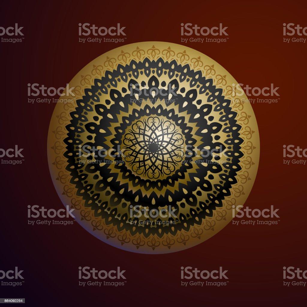 Mandala. Ethnic motifs royalty-free mandala ethnic motifs stock vector art & more images of abstract