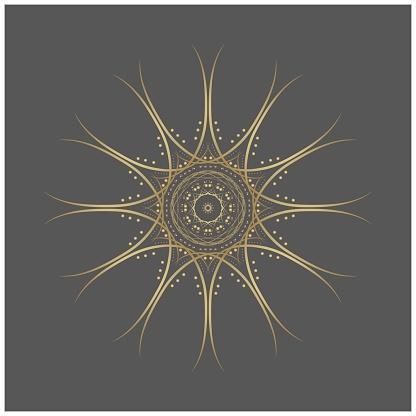 mandala illustration decorative ornamental drawing arabic ethnic oriental indian art ornament flower vector design pattern abstract vintage element motif background meditation texture