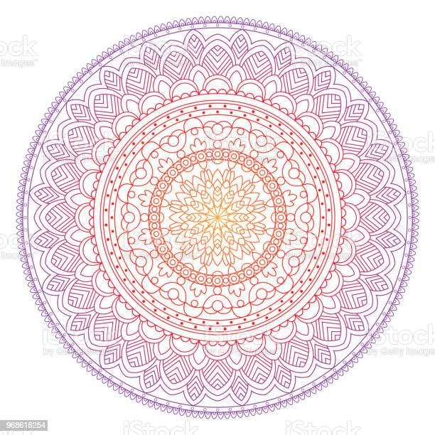 Mandala pattern colored background vector illustration meditation vector id968616254?b=1&k=6&m=968616254&s=612x612&h=fpmrc29pt0cbubyc xfr3d7 9cwf1wioiqm8wfdh9k8=
