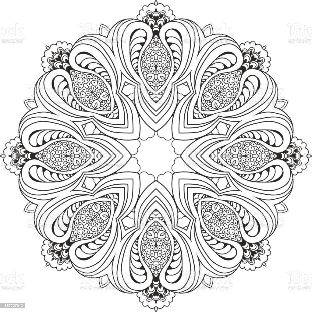 mandala vector id