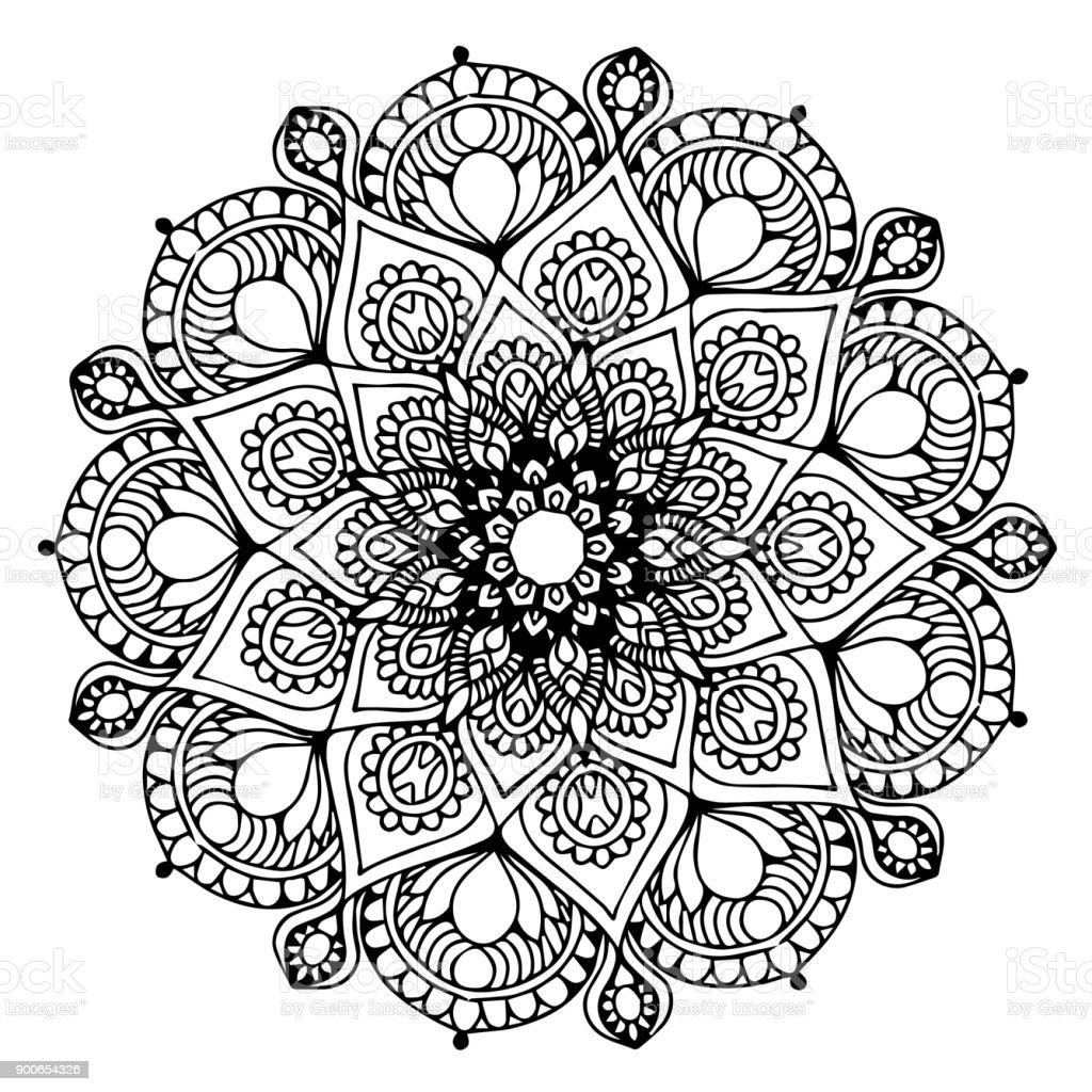 Asombroso Orientales Comerciales Para Colorear Patrón - Dibujos Para ...