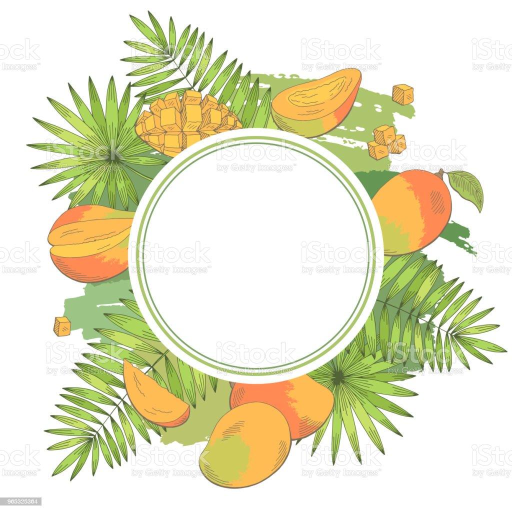 Mango fruit graphic color isolated pattern background sketch illustration vector mango fruit graphic color isolated pattern background sketch illustration vector - stockowe grafiki wektorowe i więcej obrazów bez ludzi royalty-free