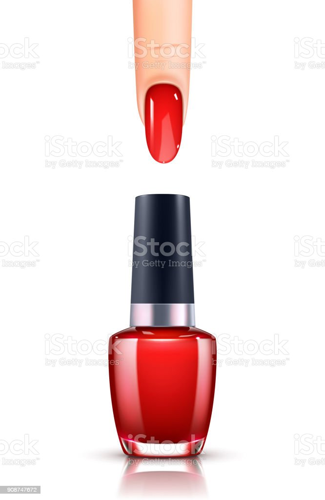 royalty free white nail polish clip art vector images rh istockphoto com Manicure Clip Art Free Pedicure Clip Art Free