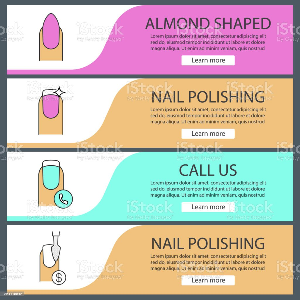 Manicure icons royalty-free manicure icons stock vector art & more images of almond