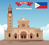 istock Manila Cathedral 1270793789