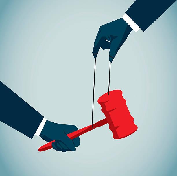 ilustrações de stock, clip art, desenhos animados e ícones de manipular - corruption