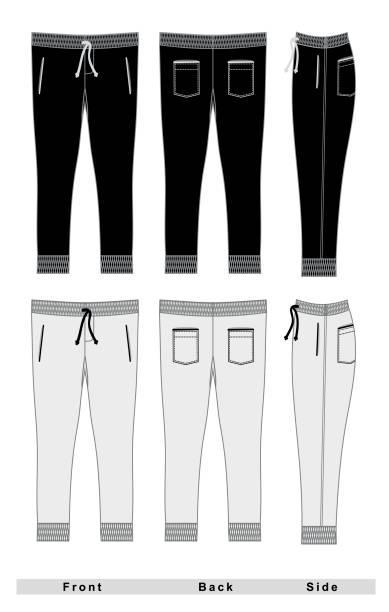 mans fashion hosen - pastellhosen stock-grafiken, -clipart, -cartoons und -symbole