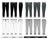 mans Fashion trousers
