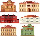 Vector mansion