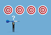 Sports Target, Arrow - Bow and Arrow, Success, Choice, Emotional Stress