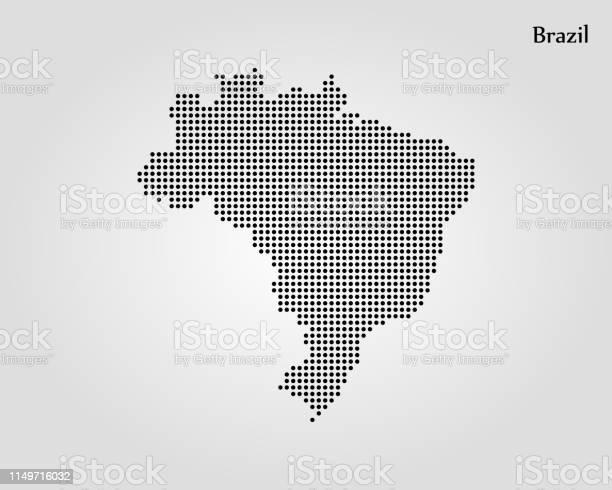 Vetores de Mapa Do Brasil e mais imagens de Alfinetando