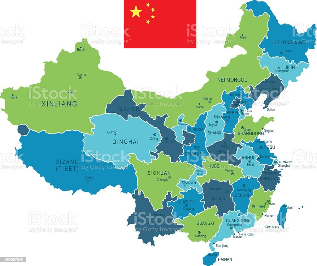 Mapa de china arte vectorial de stock y ms imgenes de azul mapa de china mapa de china arte vectorial de stock y ms imgenes de azul gumiabroncs