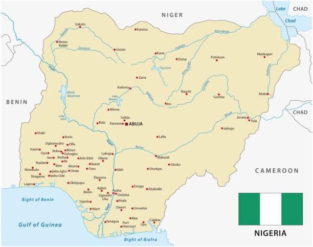 Royalty Free Niger River Clip Art, Vector Images & Illustrations ...